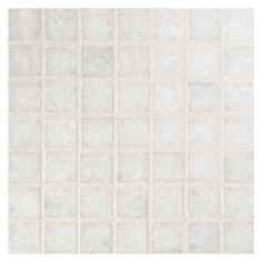 "Complete Tile Collection, 5/8"" Square Marble Mosaic, MI#: 111-S2-400-370, Color: Crystal Grain"