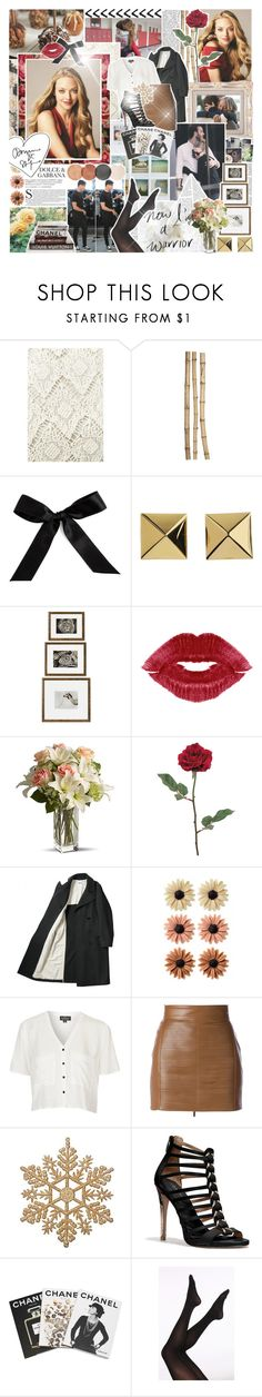 """""""♕ . . don't take me home again, take me to a new land. i wear my red lipstick, got my coat and gun. i'm miss america, now i'm gone, baby, gone. ♡"""" by trash90sclub ❤ liked on Polyvore featuring beauty, Polaroid, Crate and Barrel, Dear John, Bocage, Vince Camuto, Williams-Sonoma, mae, Topshop and Elisabetta Franchi"""