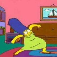 Marge Hittin the shits - Funny Troll & Memes 2019 Stupid Memes, Dankest Memes, Funny Memes, Simpsons Meme, The Simpsons, Cartoon Icons, Cartoon Memes, Cartoons, Sapo Meme