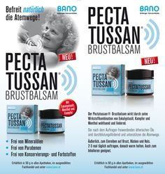 PECTATUSSAN® Brustbalsam - Shop - BANO Naturprodukte Personal Care, Shopping, Self Care, Personal Hygiene