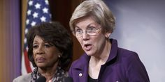 WASHINGTON -- Democrats on Wednesday raged against a government funding bill that would provide taxpayer subsidies to risky Wall Street derivatives trading.