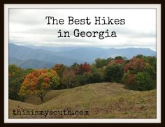 The Best Hikes in Georgia