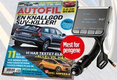 Autofil | Bestill abonnement på mineblader.no