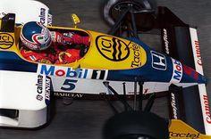 Nigel Mansell Williams - Honda 1987