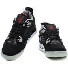 new style 4e2ce 2fb57 Discount Air Jordan 4 Retro Shoes White Black-Save Off