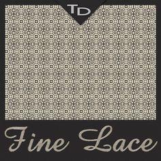Fine Lace Web BG