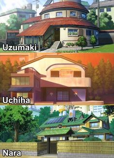 Uzumaki Clan, Uchiha Clan and Nara Clan || Boruto: Naruto Next Generations