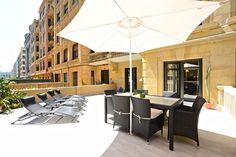 El Apartamento Zabaleta en #SanSebastian Terrace Garden, Terraces, Fun Drinks, Coffee Cups, Gardens, Patio, Amazing, Outdoor Decor, Home Decor