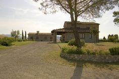 Tranquil environment Tuscany, Environment, Vacation, Mansions, Luxury, House Styles, Home, Vacations, Manor Houses