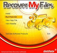 Recover my files 5.2.1 crack plus serial key free allows you to find your deleted files and recover drive's data on PC in few simple clicks.