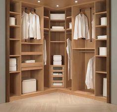 Ideas para distribuir un vestidor | El rincón de Sonia