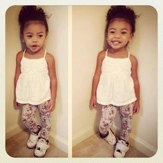 Asian black girl