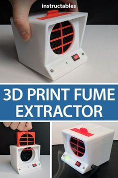 3d Printer Designs, 3d Printer Projects, 3d Projects, Diy Electronics, Electronics Projects, Diy 3d Drucker, Useful 3d Prints, Fusion 360, Cool New Gadgets