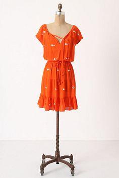 Espejoa Mini-Dress #anthropologie