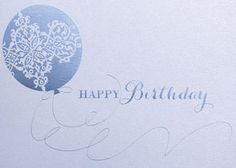 If you love blue, this is the birthday card for you! Intricate flourishes from a big, blue balloon on a light blue background, and this card selection is available from Greeting Card Collection. - See more at: http://greetingcardcollection.com/products/shop-by-category-birthday/2491-birthday-blue-pattern#sthash.pSrMyTeS.dpuf