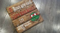 Check out this item in my Etsy shop https://www.etsy.com/ca/listing/480460694/superhero-wood-sign