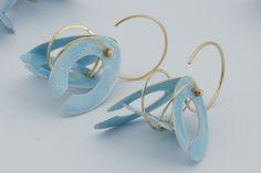 """Ralph Bakker ~  """"the Fly"""" – earrings"""
