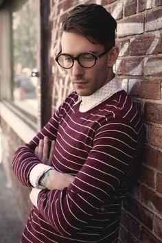 b3e89d88c7 nerd round glasses for men in style Men Eyeglasses