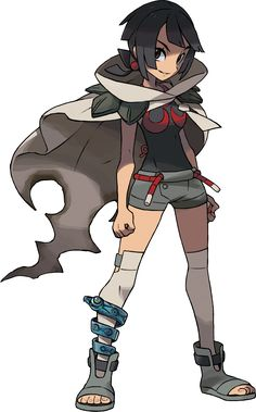 Zinnia - Pokemon ORAS<=== I knew from the start that she would be a…
