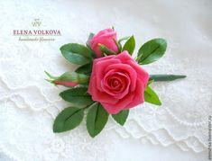 #handmadeblossom #handmade #flowers #etsy #polymerclay #clay #polymer #wedding #floral #jewelry #etsyfinds #floraljewelry #blossom #weddingflower