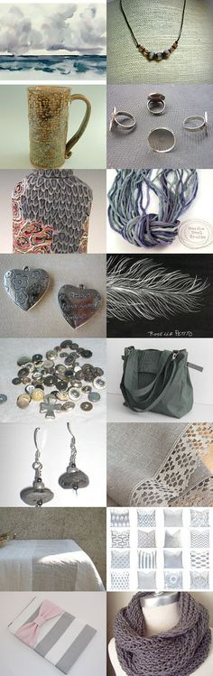 Foggy First Friday by Dix Cutler on Etsy--Pinned with TreasuryPin.com