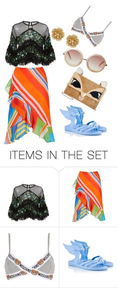 """""""work of art"""" by torie-richards ❤ liked on Polyvore featuring art"""