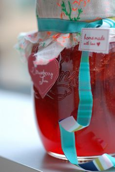 Homemade Gifts for a Care Package: Valentine's Day