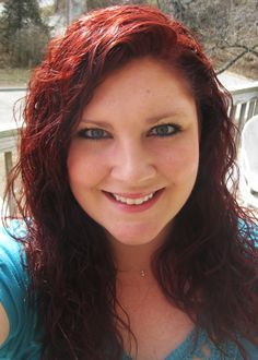 Red hair! Krista, this is the one I was telling you about!