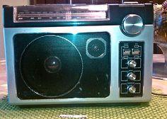 General Electric GE Super Radio 7-2885C