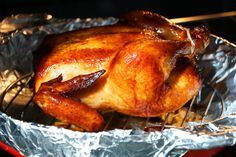 Five-Spice Roasted Chicken
