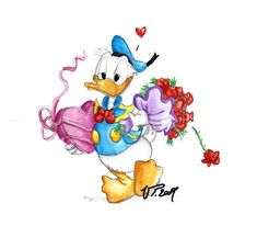 Please download for a full-view transparent background png I LOVE Donald Duck. I probably have a closer relationship to him than to MANY other Disney characters, because he was around long before t...