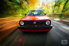 Mixa's VW Golf mk2 | Flickr - Photo Sharing!