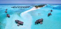 Gili Lankanfushi (Maldivas), eleito o melhor hotel do mundo no Trip Advisor. Visit Maldives, Maldives Resort, Maldives Vacation, Maldives Honeymoon, Honeymoon Hotels, Top 10 Hotels, Hotels And Resorts, Most Romantic Places, Beautiful Places