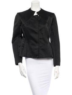 J. Mendel Silk Jacket