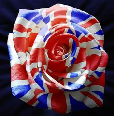Texas in My Soul, Britain in My Heart - Page 1 of 22 (british,union jack,union flag,rose,photoshop,beautiful)