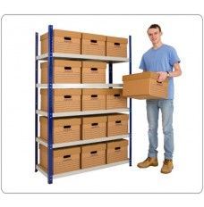 Clicka shelving is a new low cost shelving system. Quick and easy to assemble, order today for fast delivery. Boltless Shelving, Industrial Shelving, Shelves, Barbican, Jukebox, Archive, Easy, Home Decor, Industrial Shelves