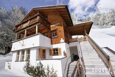 Chalet Waldhäusli, Sankt Anton am Arlberg, Oostenrijk #chalet #wintersport #oostenrijk