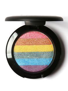 Wedding Party Etc Glitter Eyeshadow Plate Crease-Resistance 1 Pcs Portable 9 Colors Long-lasting Casual T-stage Catwalk