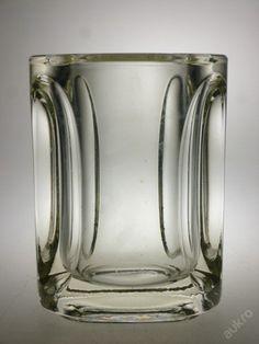 Váza Adolf Matura sklo union