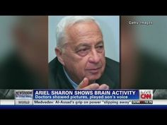 The former Israeli prime minister responded to an advanced MRI.  CNN's Elizabeth Cohen explains.