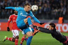 1/8 da Champions: Zenit-Benfica (15/16)