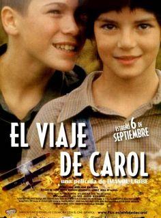 El viaje de Carol (2002) España. Dir: Imanol Uribe. Drama. Adolescencia. Romance. Guerra civil española - DVD CINE 1410