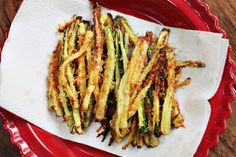 Matchstick Zucchini Fries   Cooking Recipe Central