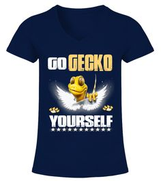"""# GO GECKO YOURSELF .  HOW TO ORDER:1. Select the style and color you want2. Click """"Buy it now""""3. Select size and quantity4. Enter shipping and billing information5. Done! Simple as that!TIPS: Buy 2 or more to save shipping cost!This is printable if you purchase only one piece. so don't worry, you will get yours.Guaranteed safe and secure checkout via: Paypal 