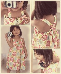 (sewing project) spring dress