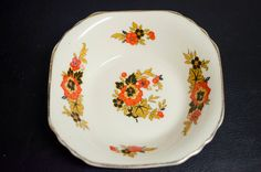 1 pc. Vintage Wedgwood & Co. Flower-Styled Small Dish Server by CreativeSixters on Etsy https://www.etsy.com/listing/248685528/1-pc-vintage-wedgwood-co-flower-styled
