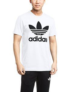 dfd965a5ed253 adidas Herren T-shirt Originals Trefoil