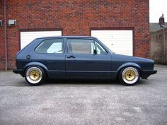 VW Golf GTI mark 1 #vw #golf