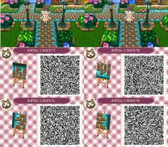 codigos qr animal crossing new leaf caminos - Buscar con Google