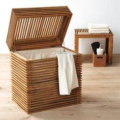 houten wasmand - Google zoeken